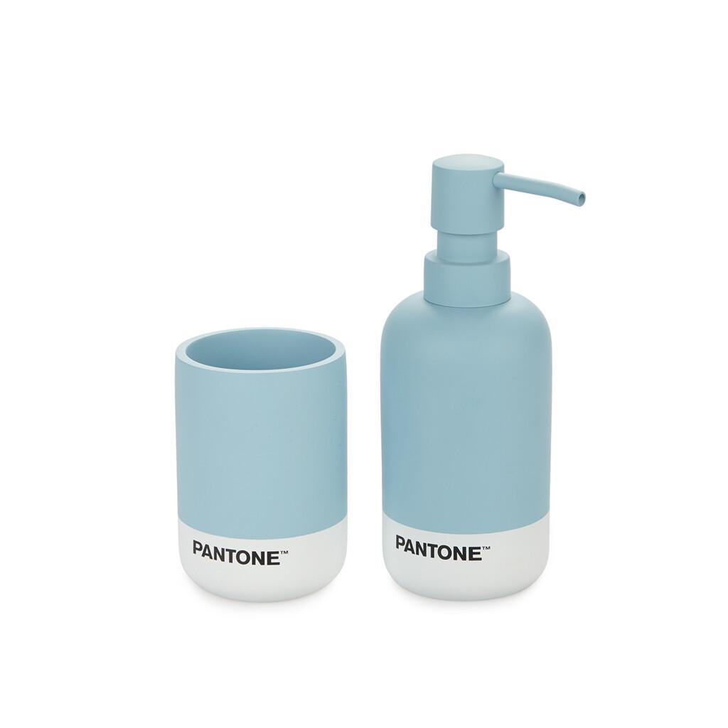 Kit gobelet et savon de salle de bain Pantone ♥️