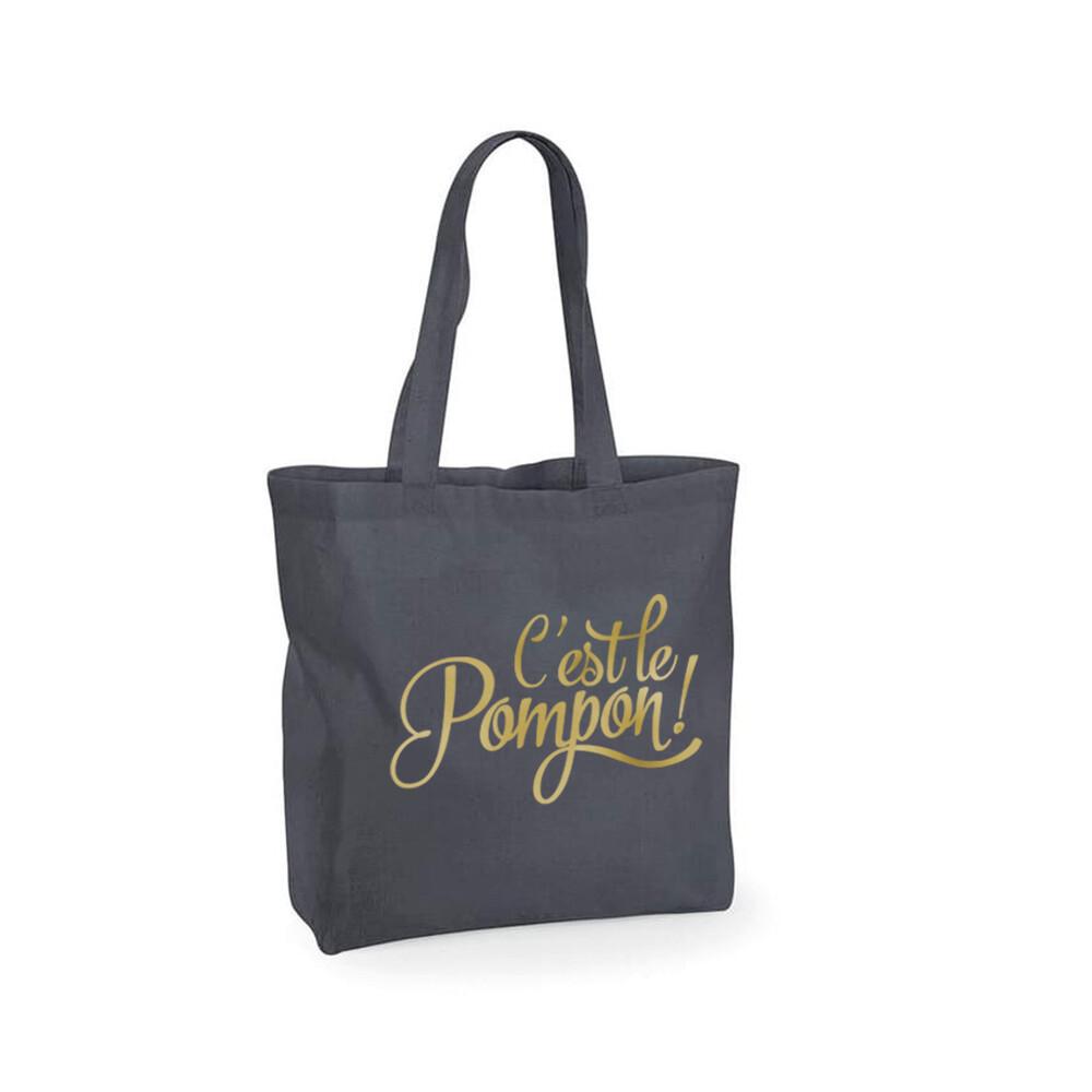 Tote bag Particules - C'est le pompon !  ♥️