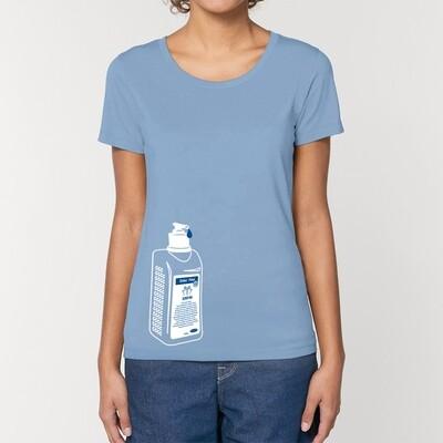 T-Shirt Particules Femme - Didier Pittet super fan