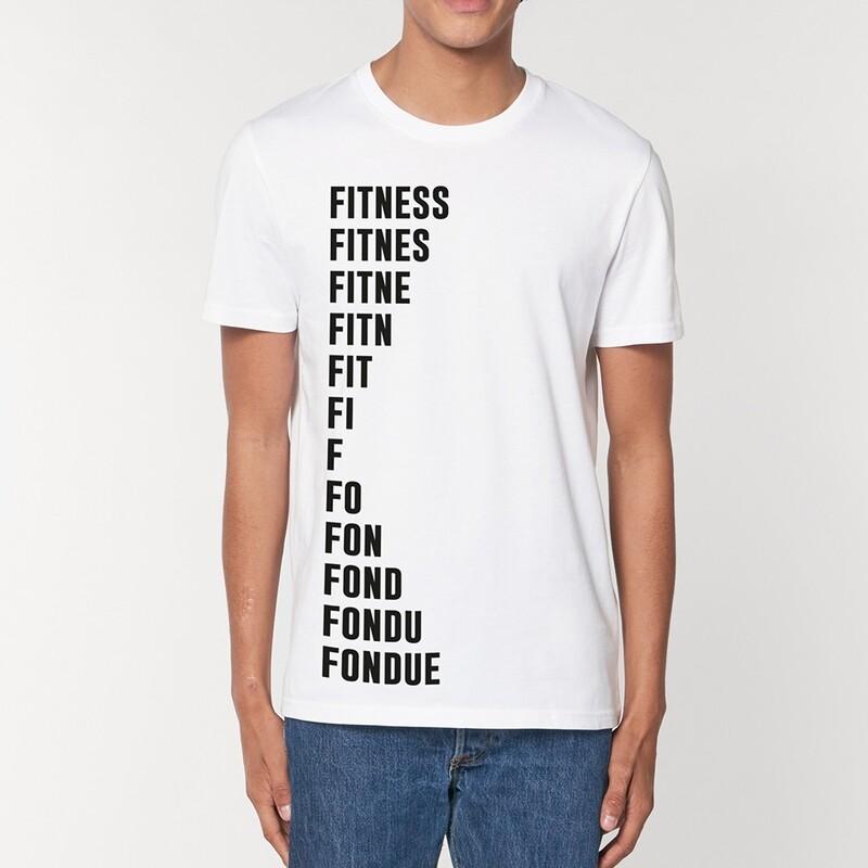 T-Shirt Particules homme - Fondue-Fitness
