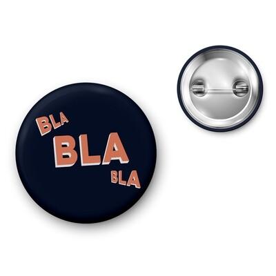 Badge Particules - Blabla