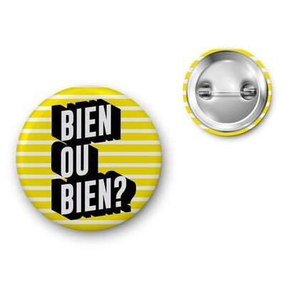 Badge Particules - Bien ou bien ?
