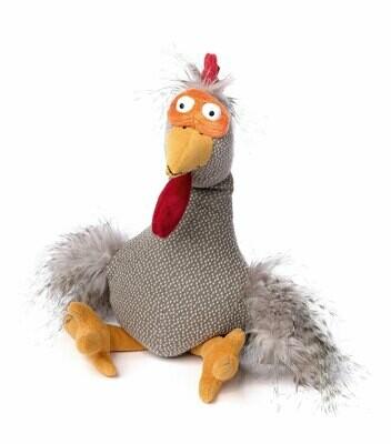 PROMO - Doudou Poule - Vérificateur de poulet