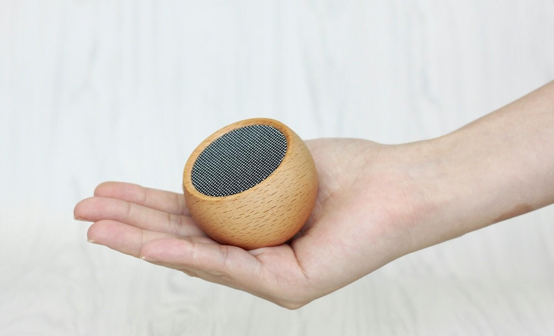 Mini Haut-Parleur Bluetooth - érable