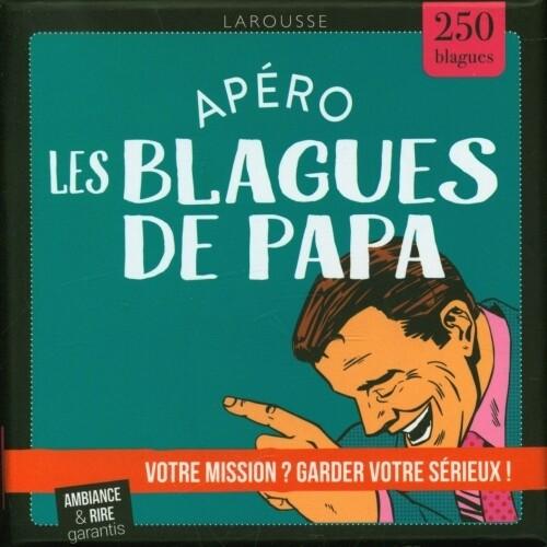 Jeu Apéro - Les Blagues de Papa ♥️