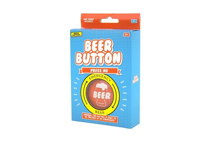 Bouton bière d'urgence