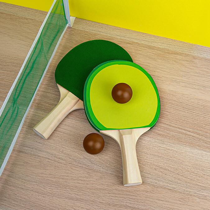 Kit de Ping-pong Guacamole ♥️
