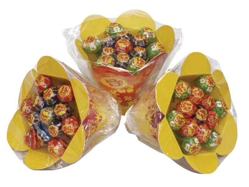 3 Bouquets de Chupa Chups