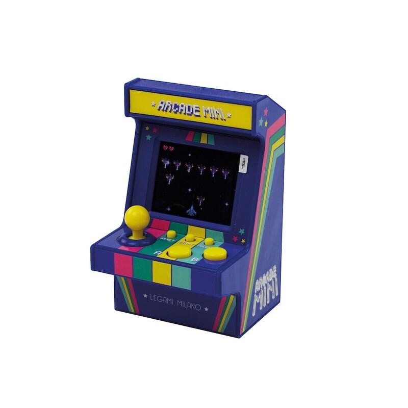 Mini arcade de jeux vidéo - 152 jeux