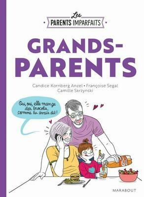 Livre - Guide des Grands-Parents imparfaits