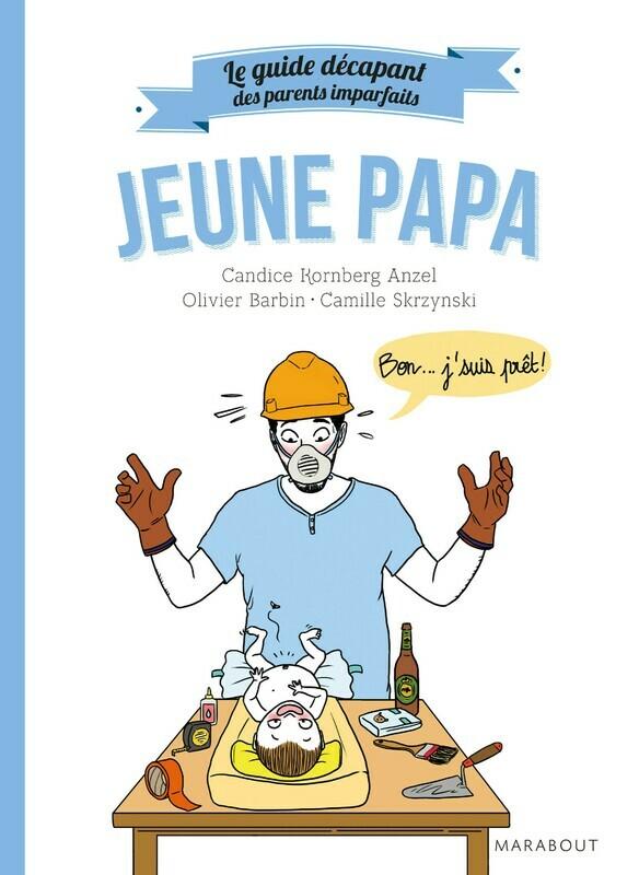 Livre - Guide du jeune papa imparfait