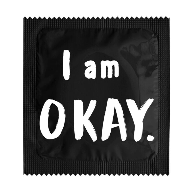 Préservatif Particules - I am okay