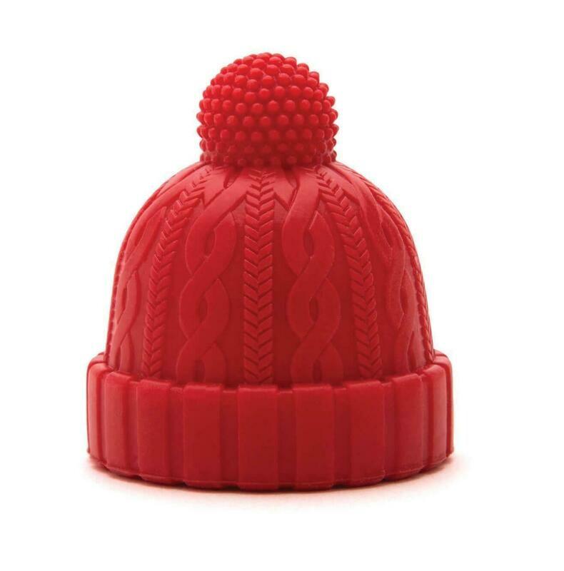 Bouchon en forme de bonnet rouge ♥️
