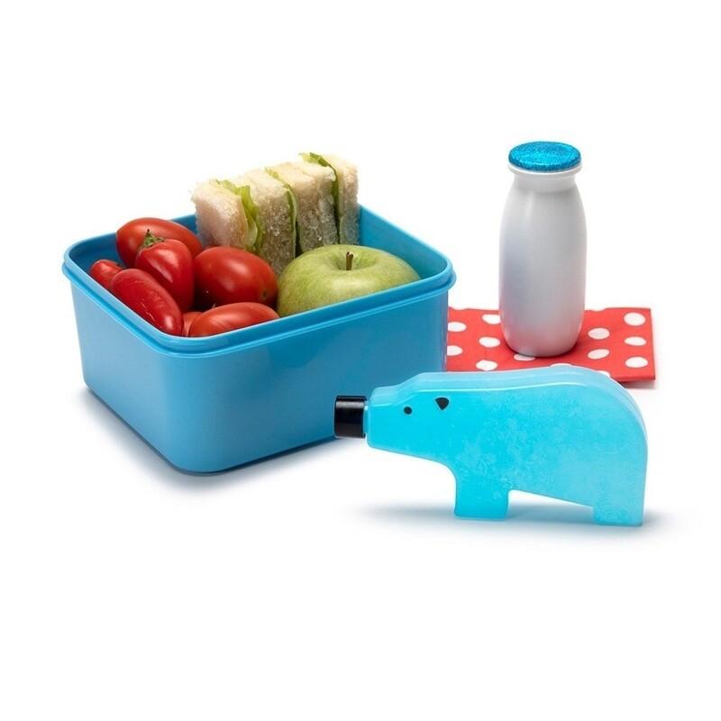 Ourson refroidisseur pour lunch box ♥️