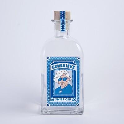 Gin des mamies - Geneviève 70 cl 40%volume d alcool