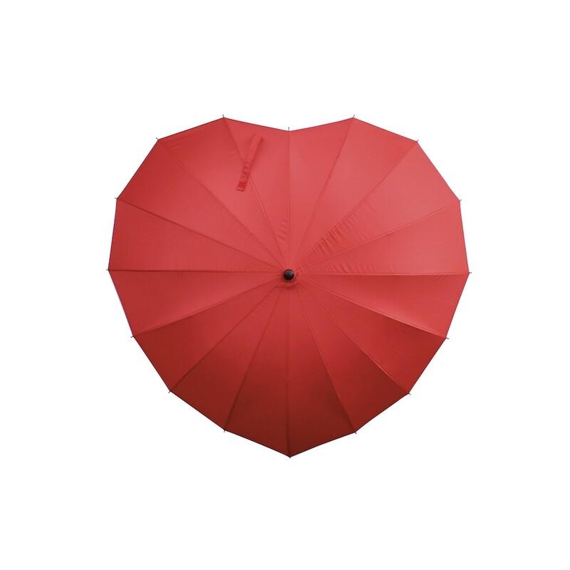 Parapluie cœur I love You