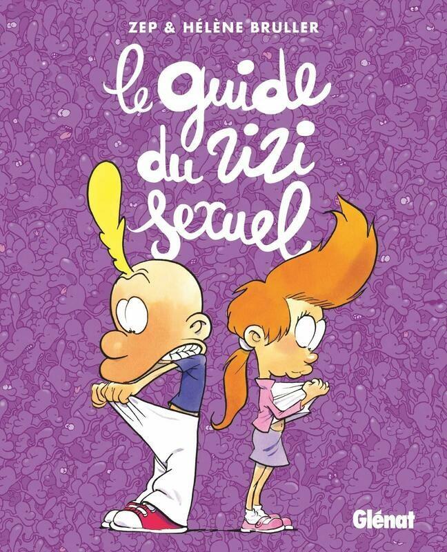 Livre pour enfant - Titeuf - Le guide du zizi sexuel Nouvelle Edition