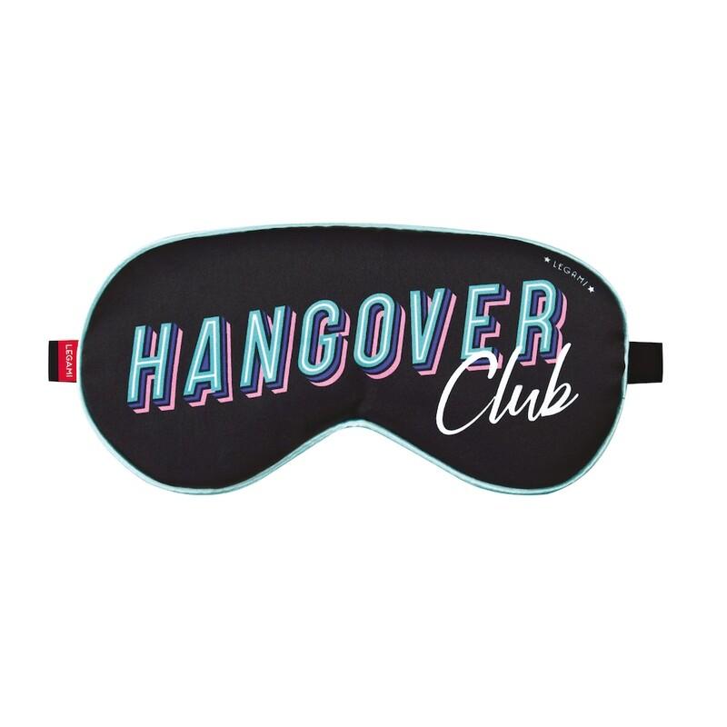 Le masque pour dormir en tissus - Hangover