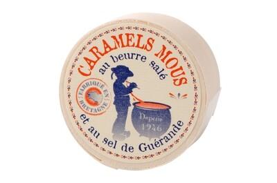 Caramels mous au beurre salé et au sel de Guérande