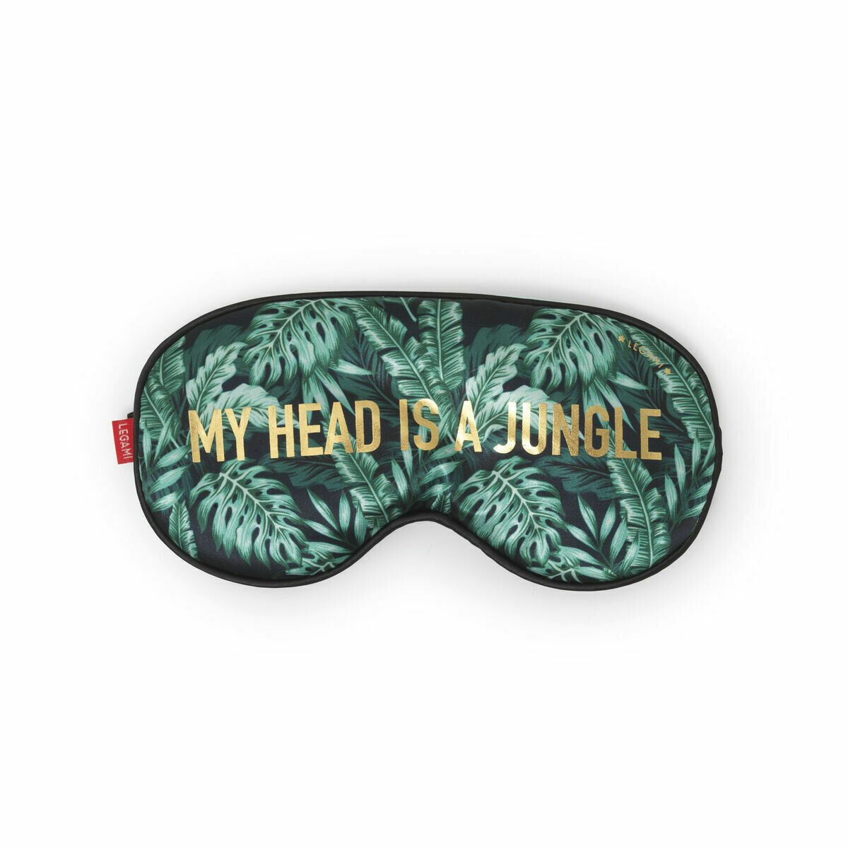 Le masque pour dormir en tissus - My head is a jungle ♥️