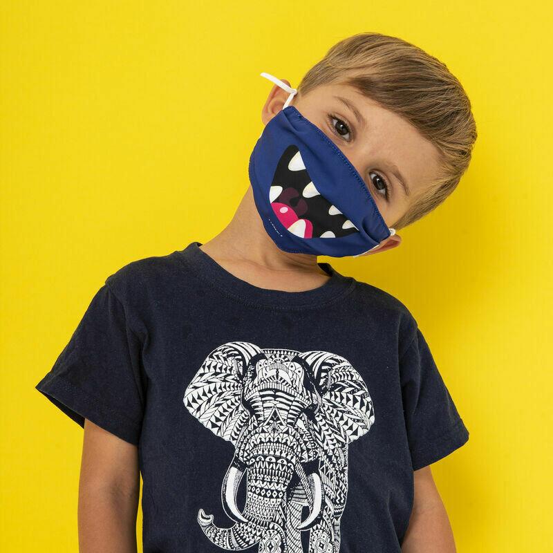 Masque pour enfants - grand sourire ♥️