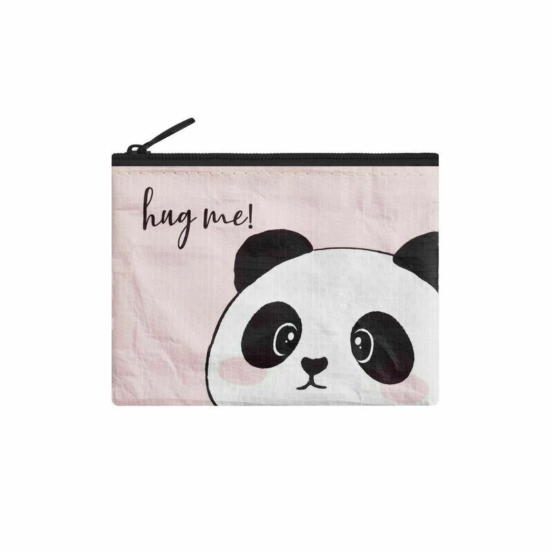 Petite pochette à monnaie zippée - PandaPochette zippée - Panda