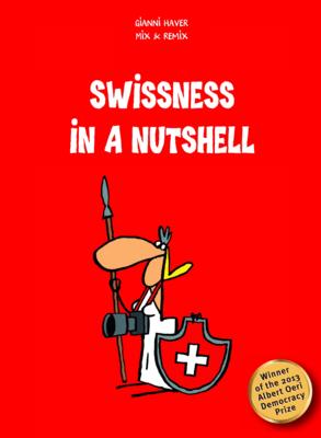 Livre docu - Swissness in a Nutshell (en anglais)