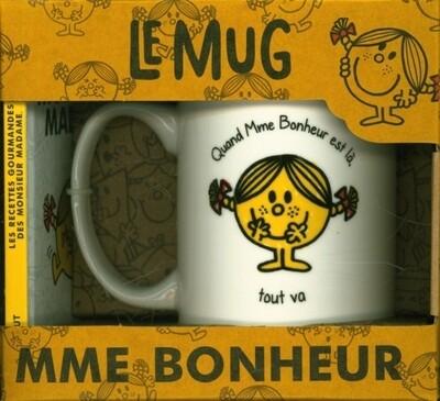 Coffret - Mug de Mme Bonheur & Livre de recettes