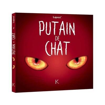 BD humour - Putain de Chat T2