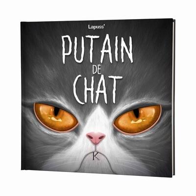 BD humour - Putain de Chat T7