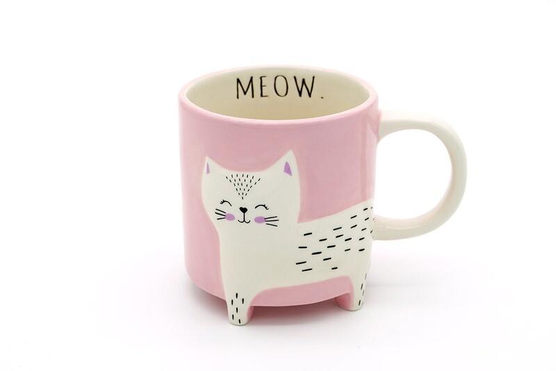 Trop joli mug Chat