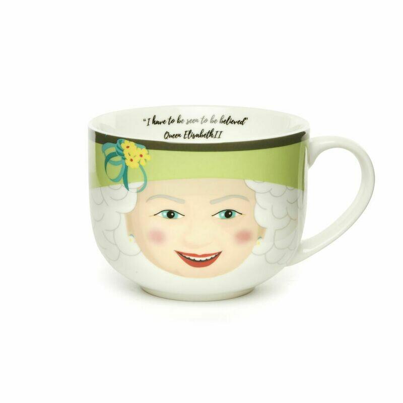 Mug - Queen Elizabeth II