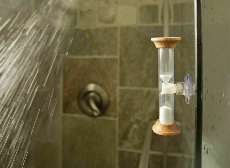 Sablier - douche de 5 minutes ♥️