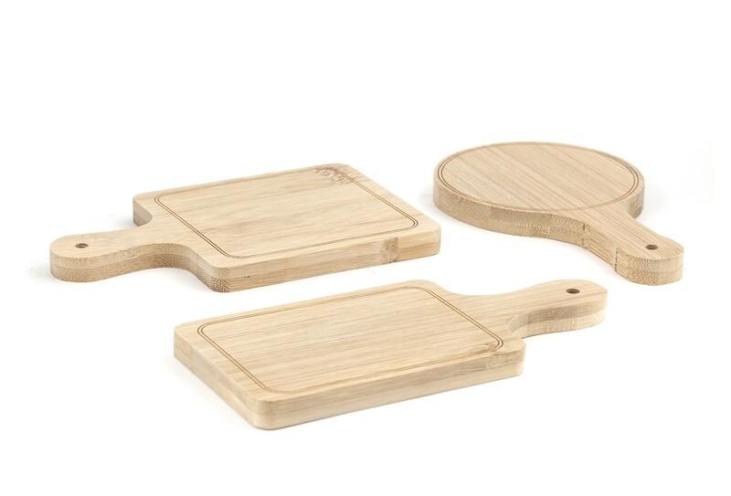 Kit de 6 petites planches pour apéro