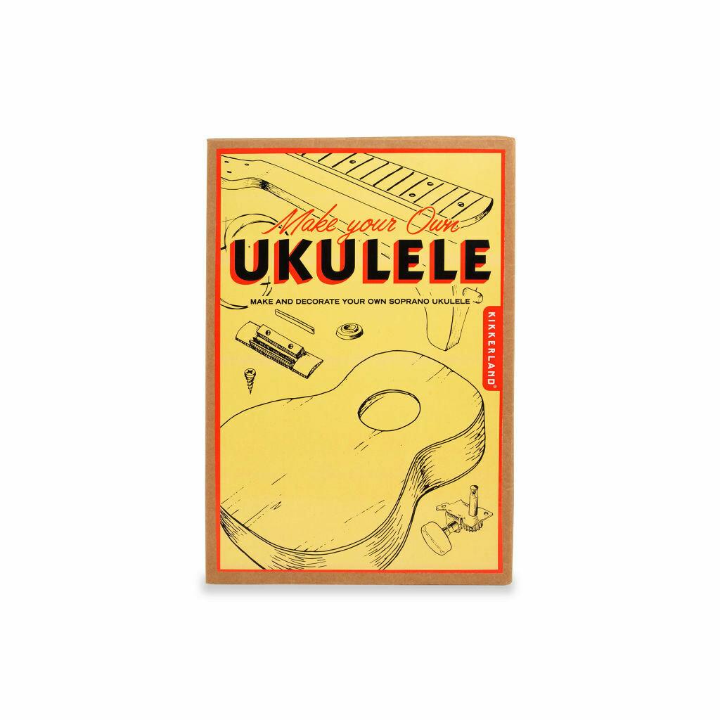 Fabrique ton Ukulele