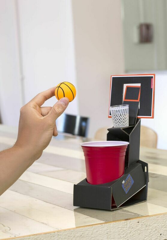 Bank Shot - jeu à boire basket