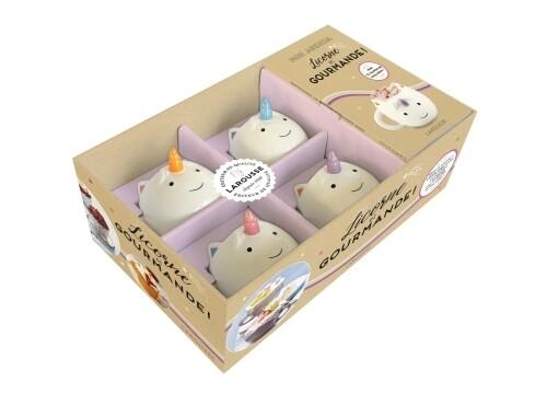 Coffret Mug cakes - Licorne et gourmande !