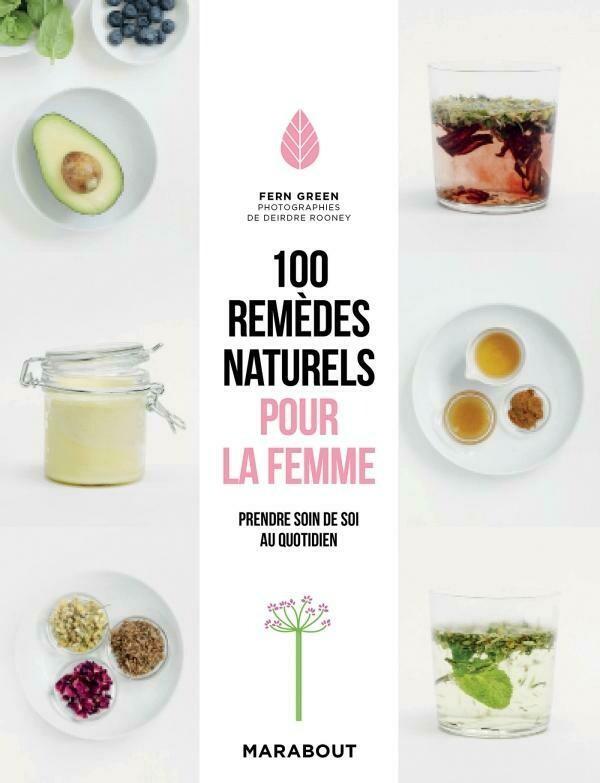 Livre guide - 100 remèdes naturels pour la femme