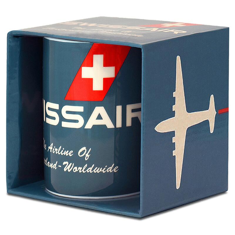 Mug Swissair