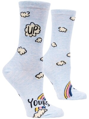 Chaussettes femme Up yours