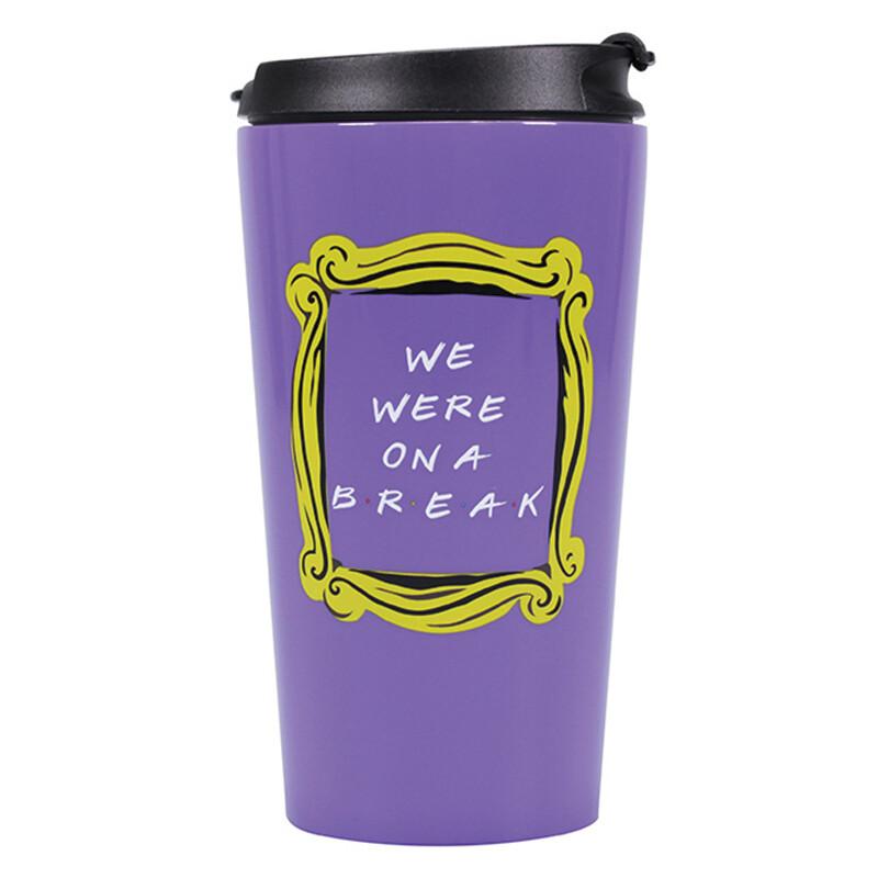 Travel mug de la série Friends - Lila