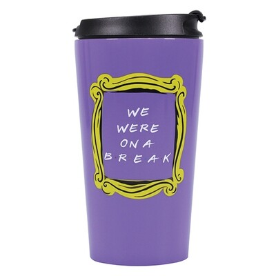 Travel mug de la série Friends - Lila