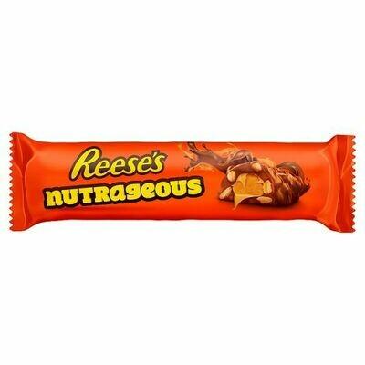 Barre chocolatée Reese's Nutrageous 47g
