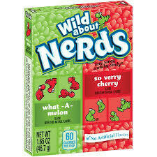 Bonbon - Nerds Grape Watermelon / Cherry