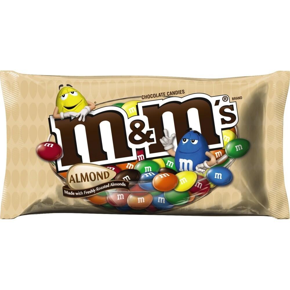 M&M's amande King Size 80,2 g