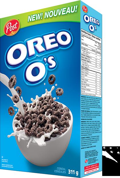 Céréales Post Oreos Cereal 311g