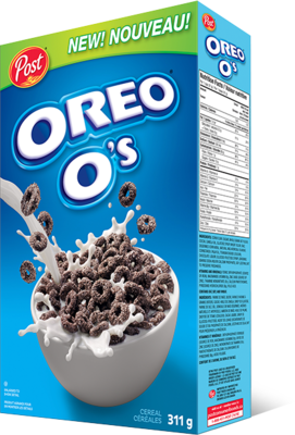Céréales Post Oreos Cereal 311g