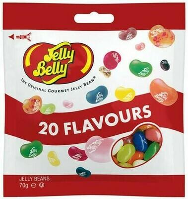 Bonbon - Jelly Beans - assortiments de goûts