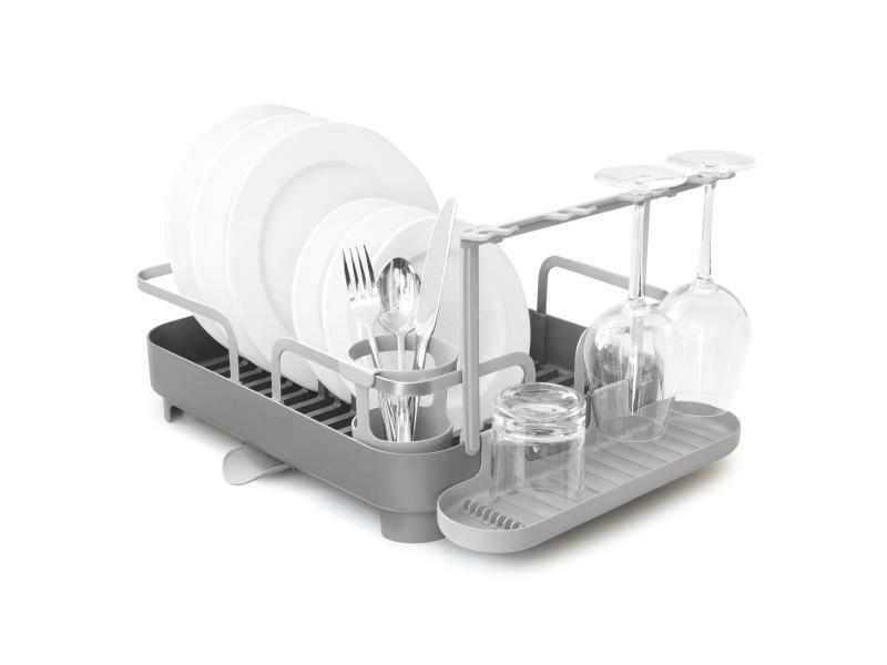 Egouttoir hyper pratique pour la vaisselle