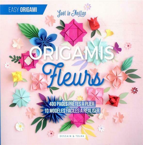 Kit - Origamis fleurs